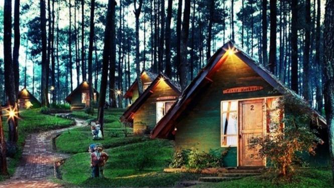 4 Tempat Wisata di Lembang yang Wajib Anda Kunjungi - VIVA