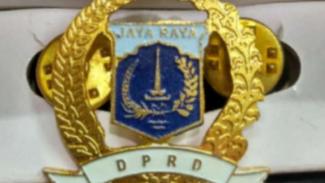 Pin DPRD DKI Jakarta