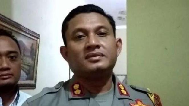 Kapolresta Depok Ajun Komisaris Besar Azis Adriansyah