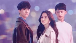 Drama Korea Kim So Hyun, Love Alarm, tayang di Netflix.