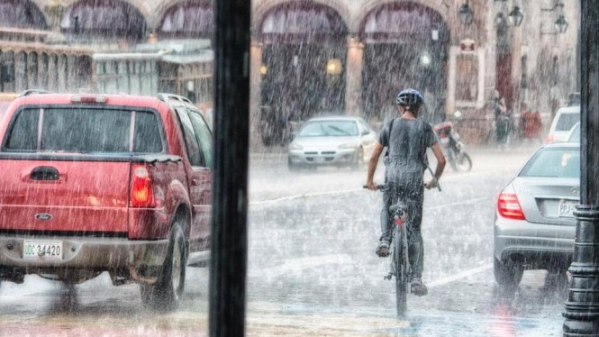 Aneh Tapi Nyata, di Planet Ini Hujannya Bukan Meng