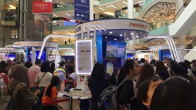Singapore Airlines-BCA Travel Fair