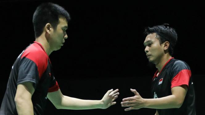 Ganda putra Indonesia, Mohammad Ahsan/Hendra Setiawan
