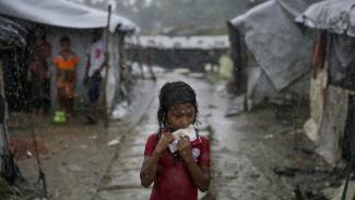 Krisis pengungsi Rohingya ini sudah berjalan dua tahun dan upaya repatriasi mengalami hambatan karena tidak ada pengungsi yang bersedia