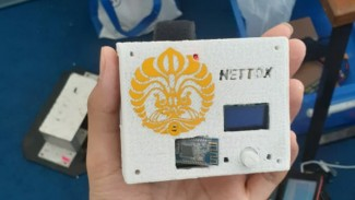 Nettox, smart watch buatan mahasiswa UI