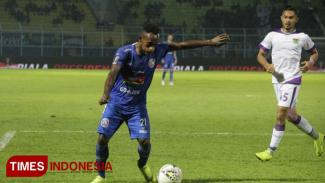 Ricky Kayame (FOTO: Tria Adha/TIMES Indonesia)