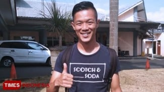 Takafumi Akahosi, pemain asal Jepang yang didatangkan oleh Arema FC. (FOTO: Media officer Arema FC/TIMES Indonesia)