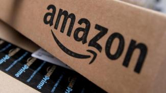 Tak Hanya Walmart, Tesla Juga Rugikan Amazon. (FOTO: Reuters/Mike Segar).