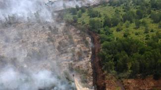 `Indeks Standar Pencemar Udara (ISPU), yang terpampang di Stasiun Pemantau Kualitas Udara (SPKU) kota Palangka Raya pun, pernah menunjukkan tingkat Partikulat (PM10) 650` - ANTARA FOTO
