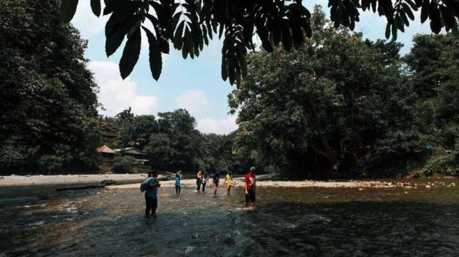 Wisata di Sungai Batang, Sumatera Utara