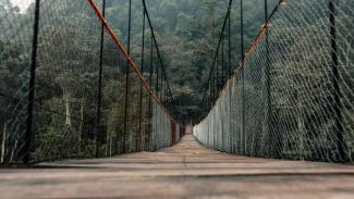Jembatan di Sumatera Utara