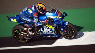 Pembalap Suzuki MotoGP, Alex Rins