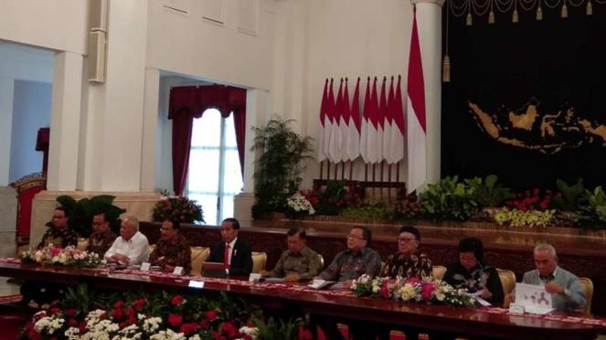 Presiden Joko Widodo Akhirnya Mengumumkan Ibu Kota Baru