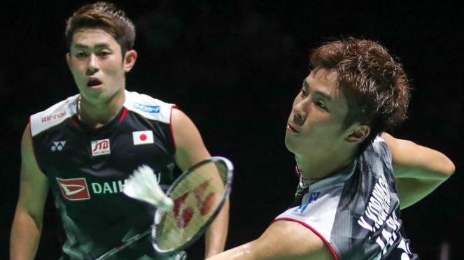 Ganda putra Jepang, Takuro Hoki/Yugo Kobayashi