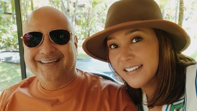 Irwan Mussry dan Maia Estianty