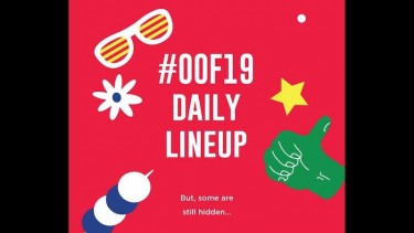 ON OFF Festival 2019.