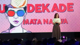 Najwa Shihab dalam Satu Dekade Mata Najwa