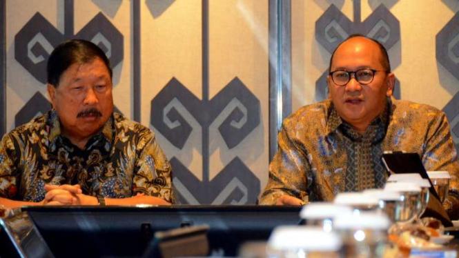 Ketua Kadin Jadi CdM Indonesia untuk Olimpiade Tokyo 2020