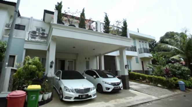 Rumah pebulutangkis Mohammad Ahsan