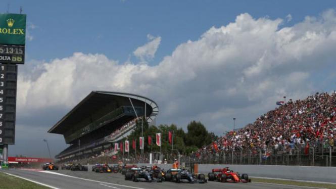 Sirkuit Catalunya tetap gelar F1 di musim 2020