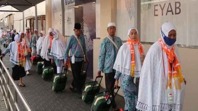 Jemaah Indonesia di Arab Saudi