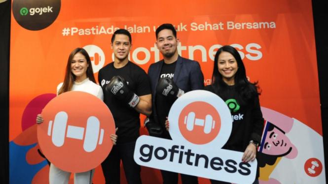 Gojek Kini Punya GoFitness, Olahraga Jadi Makin Gampang Guys!