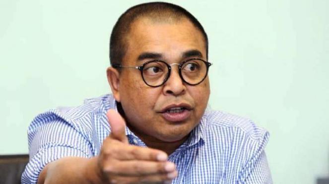 Bos Big Blue Taxi Malaysia, Datuk Shamsubahrin Ismail.