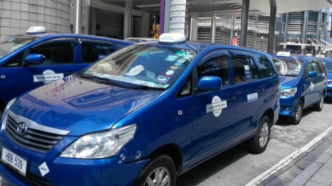 Big Blue Taxi Malaysia