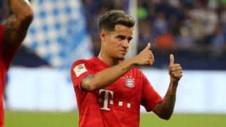 Pemain baru Bayern Munich, Philippe Coutinho