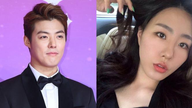 Kangnam dan Lee Sang Hwa.