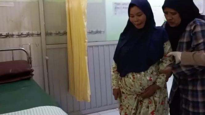 Program Ronda Ibu Hamil Desa Paninggaran