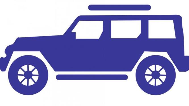 Ilustrasi mobil