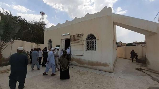 Masjid Addas di Taif, Mekah