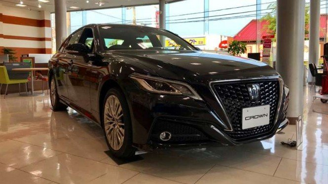 Toyota Crown 2.5 HV G-Executive