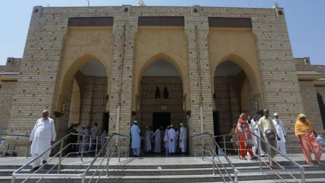 Masjid Abdullah bin Abbas di Taif, Mekah