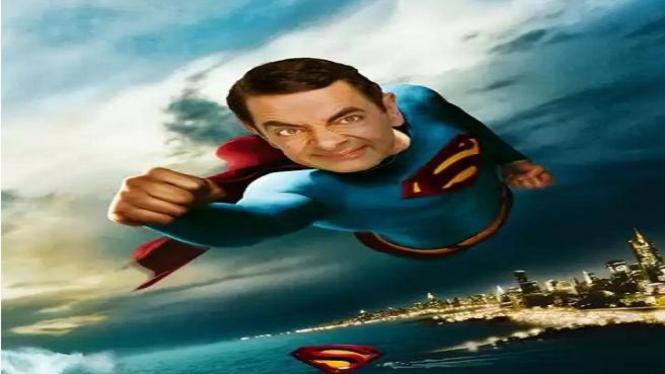 salah satu penampilan Mr. Bean jika berperan serius