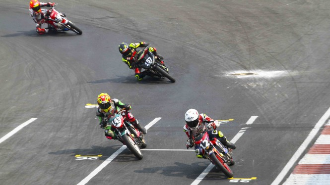 Kualifikasi One Prix Putaran 3