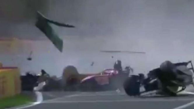 Formula 2 Belgia.