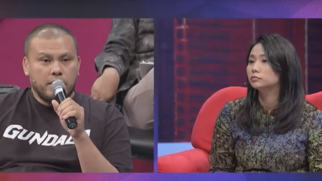Joko Anwar dan Livi Zheng di Program Metro TV