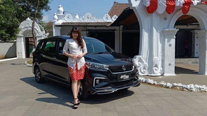Suzuki Ertiga diuji keiritan bahan bakarnya dari Cikarang sampai Cirebon