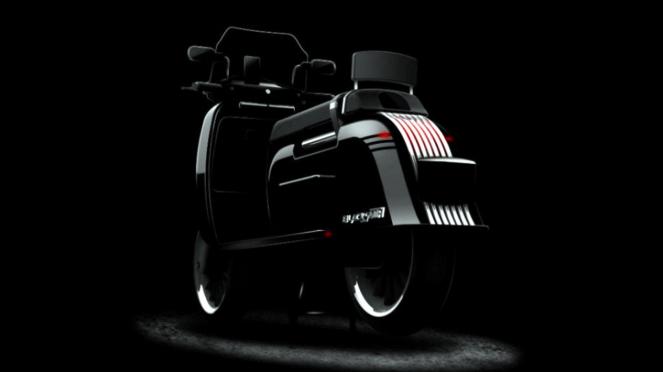 Motor listrik Blacksmith B3