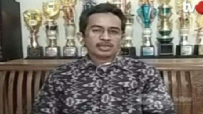 Abdul Aziz, mahasiswa program Doktor IAIN