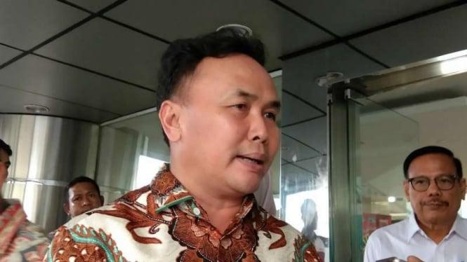 Gubernur Kalimantan Tengah, Sugianto Sabran.