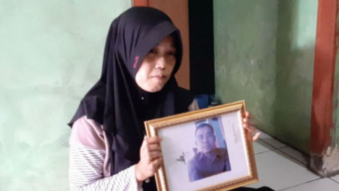 Ratna, istri Iwan yang merupakan korban kecelakaan di Tol Cipularang
