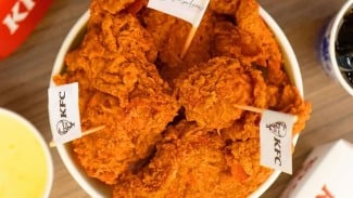Pesan KFC saat Lockdown, Belasan Orang Australia Didenda Ratusan Juta