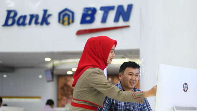 Ilustrasi Bank BTN