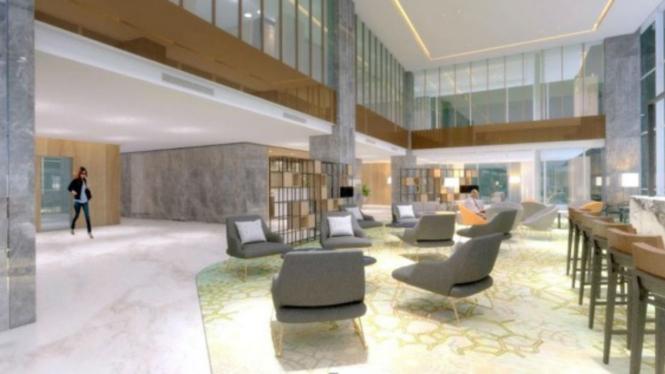 Hotel di Bandara Soeta