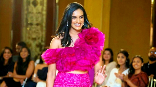 Bintang bulutangkis India, Pusarla Venkata Sindhu