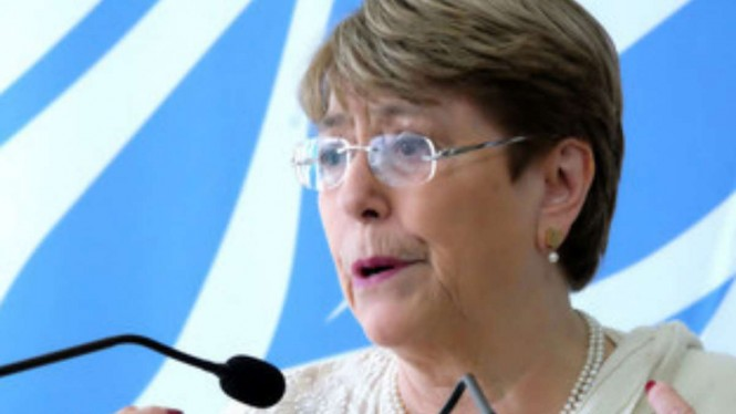 'Kode Keras' Komisioner Tinggi HAM PBB soal Kerusuhan Papua