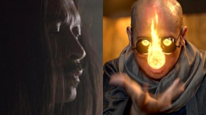 Aming dan Ari Tulang di Film Gundala
